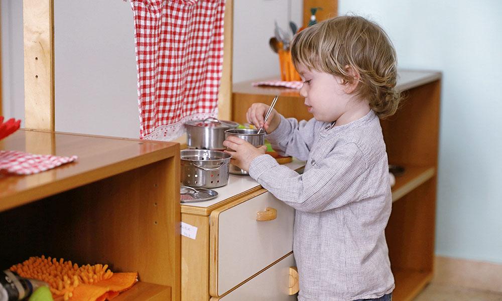 Giochiamo in cucina